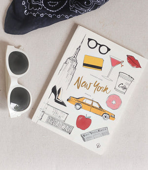 Paper - Rifle Paper Co. Garance Doré Paris-New York Notebook