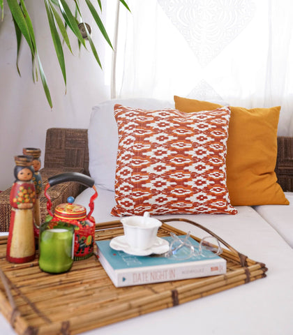 Pillow Cover - Ajmer Linen Cushion Cover