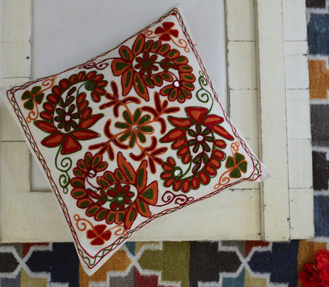 Pillow Cover - Kashmir Pillow Cover