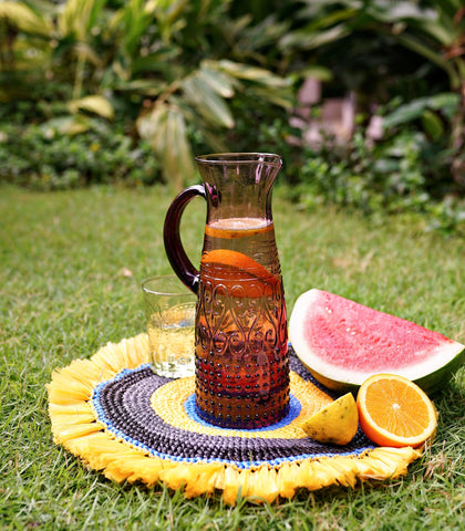 Pitcher - Habibi Tall Pitcher With Handle