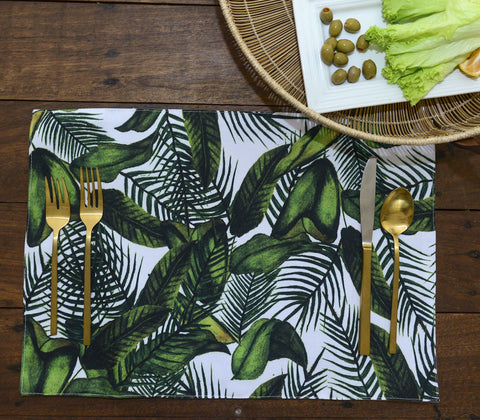 Placemats - Foliage Placemats (Set Of 6)