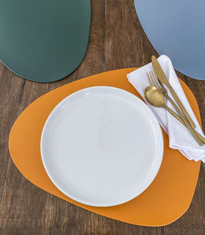 Placemats - Loaza Multicolor Placemat Set (Set Of 4)