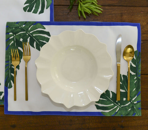 Placemats - Palm Beach Placemat  (Set Of 6)