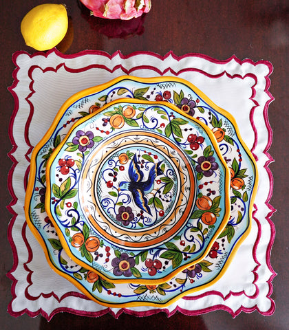 Plate - Morella (Dinner & Salad Plate Set)
