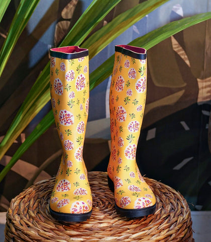 Rain Boots - Plueys Country Lass Rain Boots