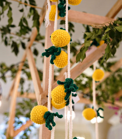 Room Decor - Pineapple Garland
