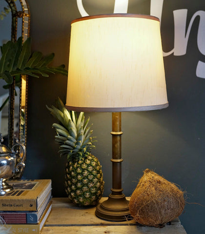 Room Decor - Vintage Table Lamp