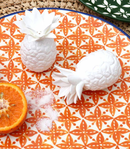 Salt & Pepper Shaker - Pineapple Salt And Pepper Shaker