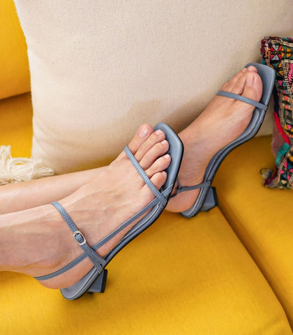 Sandals - Lucca Strappy Sandals (3 Colors)