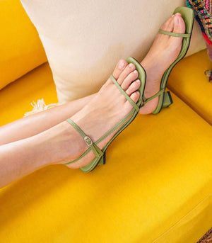 Lucca Strappy Sandals (3 Colors)