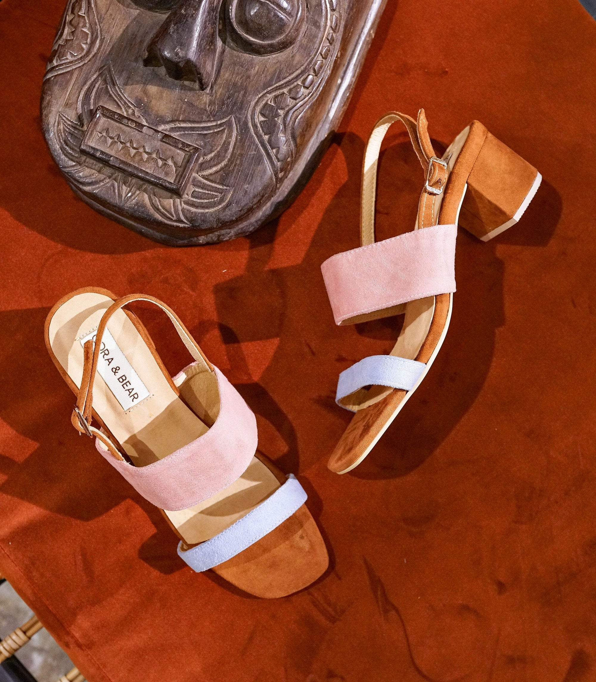 Sandals - Palermo Heeled Sandals (2 Variants)