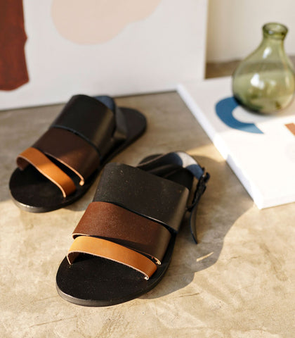 Sandals - Stormy Leather Sandals