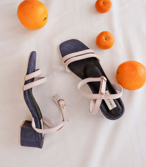 Sandals - Sundae Heeled Sandals (2 Variants)