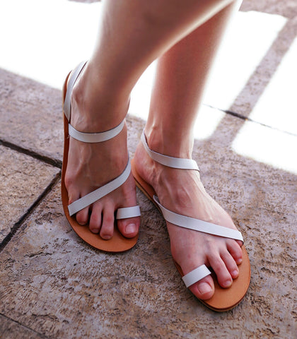 Sandals - Wanderlust Athinas Leather Sandals