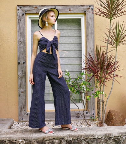 Sets - Nafplio Cropped Top And Pants Set