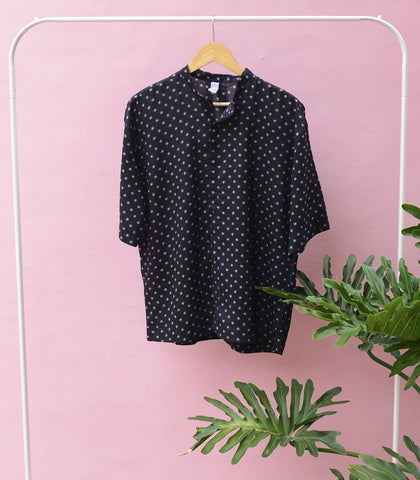 Shirt - Sample 148| Boxy Button Down