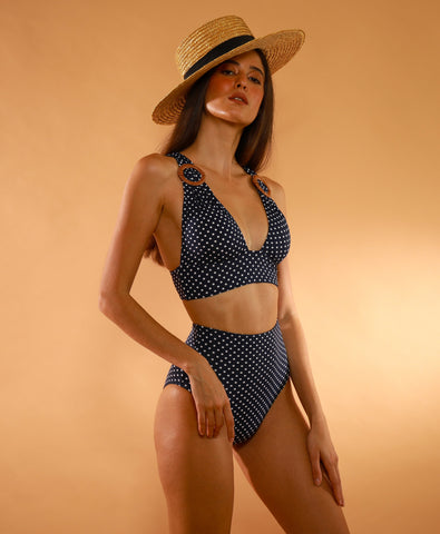 Swimwear - Agua Brazilian Bay Bottom Cannes