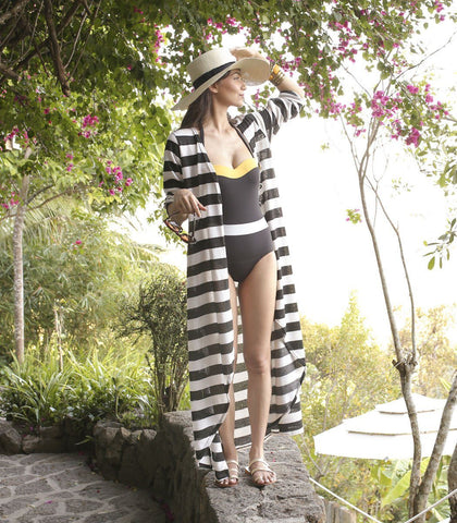 Swimwear - Natalie One-Piece Wired Swimsuit