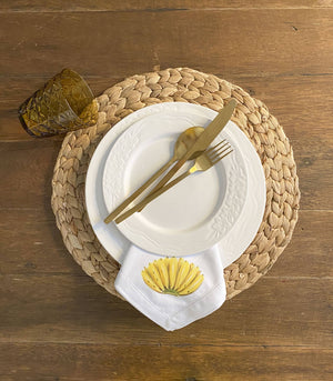 Table Napkins - Salveta Table Napkins Set Of 4 - Platano