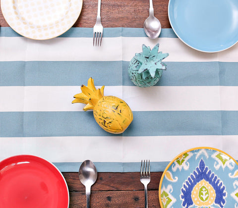 Tableware - Tea Stripe Tablerunner