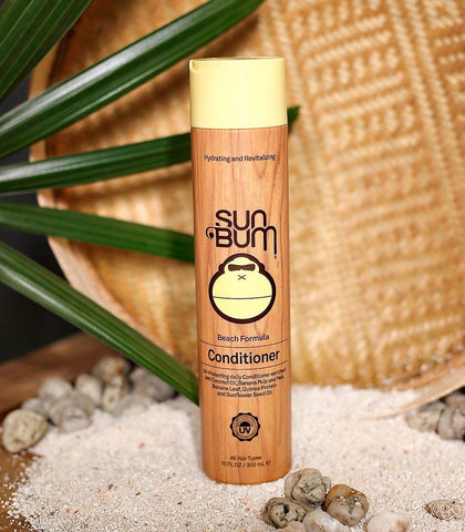 Tanning & Sun Protection - SUN BUM Hair Beach Formula Conditioner - 300ml