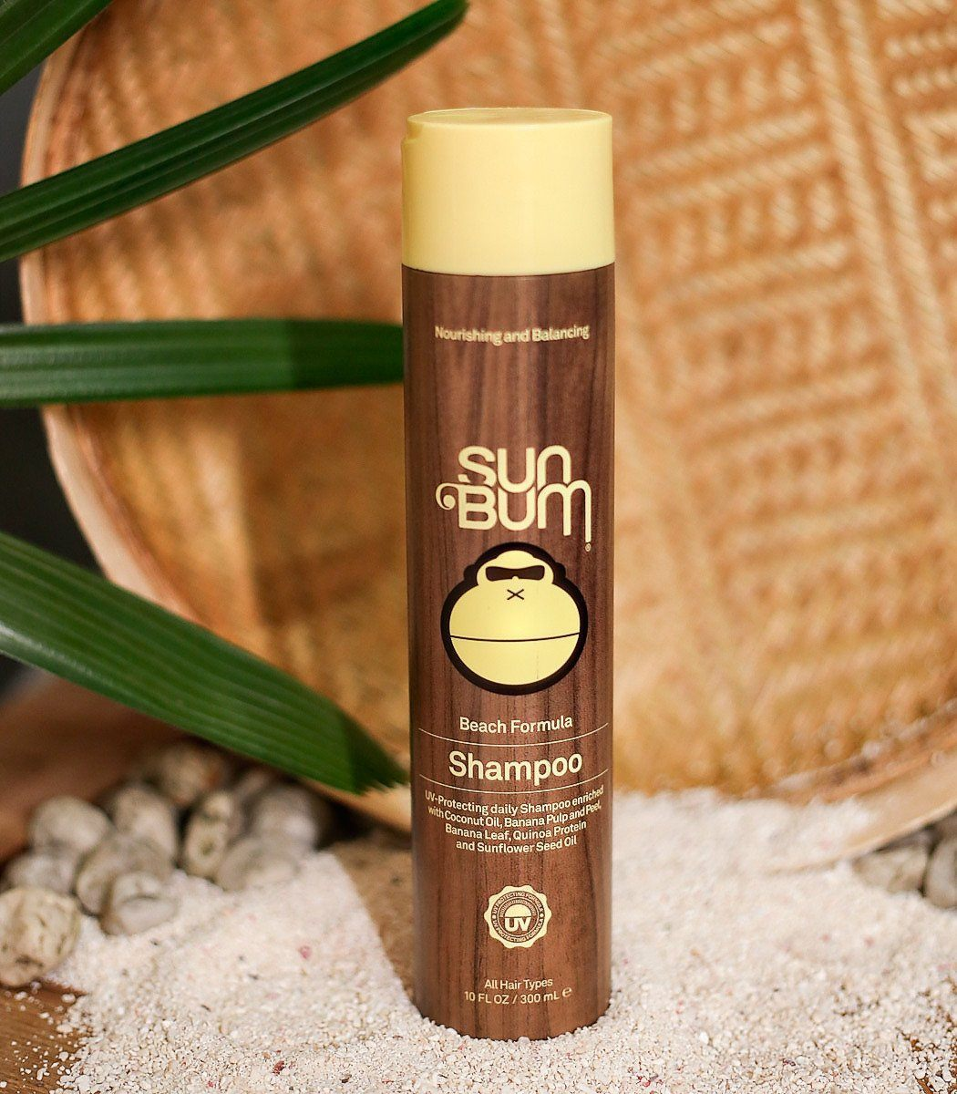Sun Bum Hair Beach Formula Shampoo - 300ml