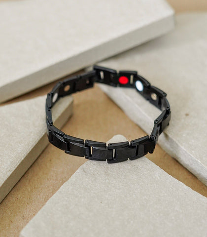 The Crystal Shop - Good Ions Carbon 4-in-1 Health Bracelet