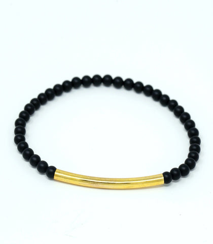 The Crystal Shop - Soul Stone Bracelet - Black Onyx