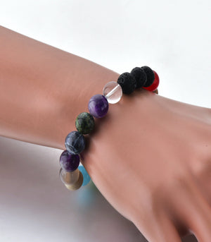 Soul Stone Diffuser Bracelet - All In One Crystal
