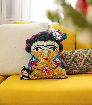 Avni Shaped Throw Pillow