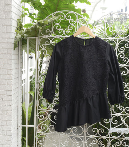 Top - Hesdin Embroidered Top