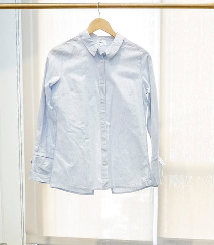 Top - SAMPLE 395 | Long Sleeved Collared Shirt