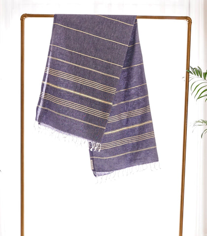 Towels - Denim Turkish Towel