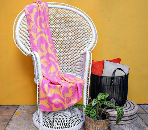 Towels - Ikat Beach Towel
