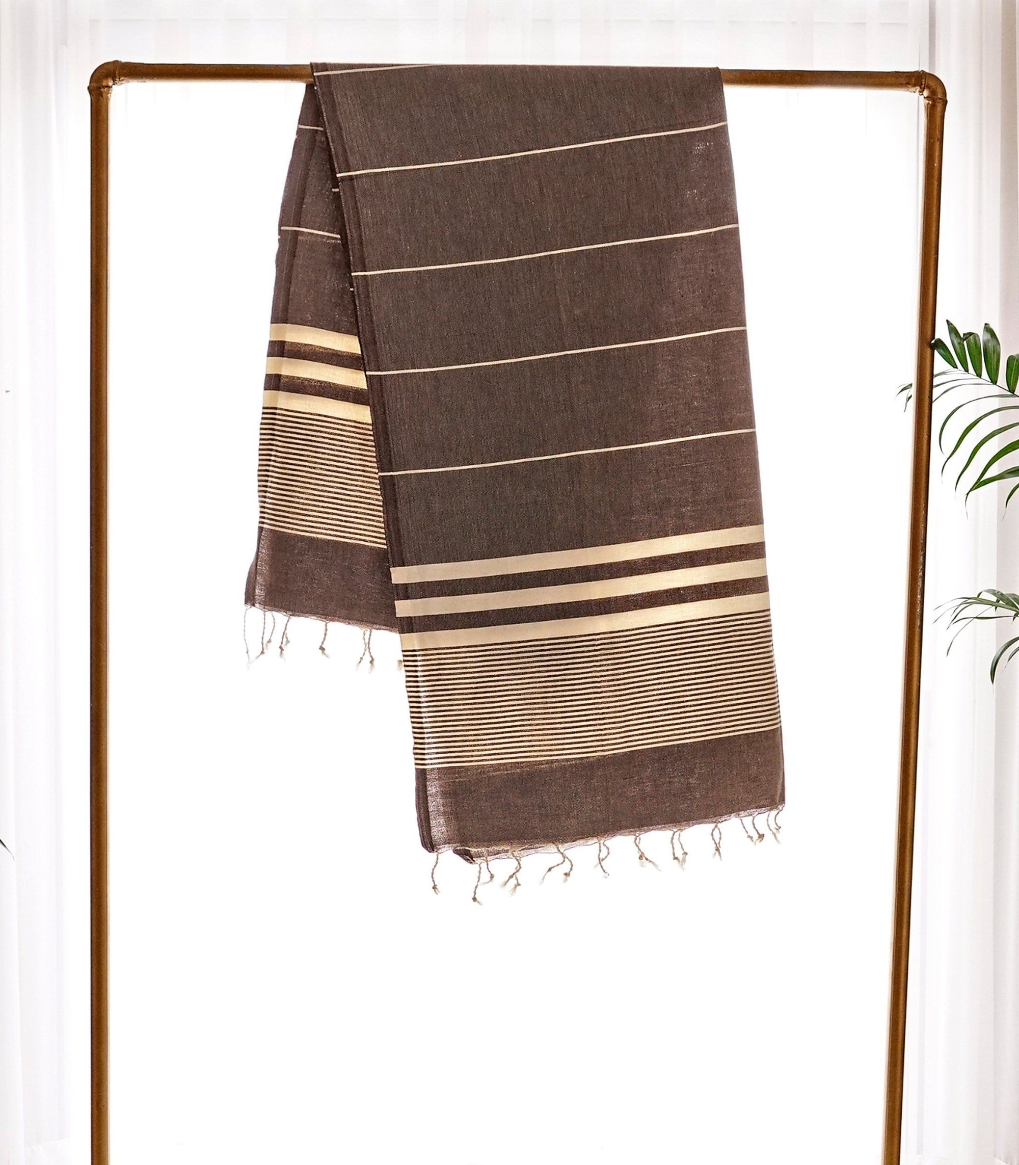 Mud Turkish Towel