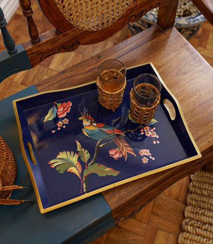 Tray - Bandeja Tria Serving Tray