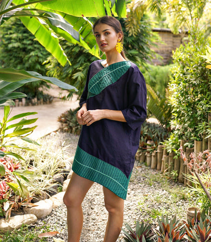 Tunic - Hikkaduwa Linen Embroidred Tunic