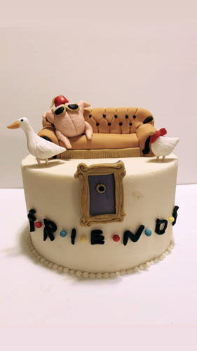 Friends Cake Kit