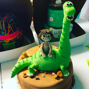 The Good Dinosaur Cake Kit