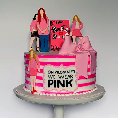 Mean Girls Cake Kit