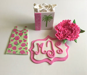 Lilly Pulitzer Cake Kit