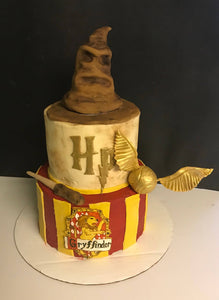 Harry Potter Cake Decorating Kit