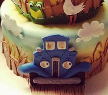 Load image into Gallery viewer, Little Blue Truck Cake Kit