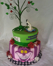 Load image into Gallery viewer, Alice in Wonderland Cake Kit