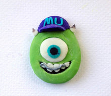 Load image into Gallery viewer, Monsters University Inspired Cupcake Toppers