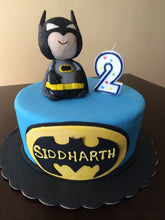Load image into Gallery viewer, Superhero Cake Topper