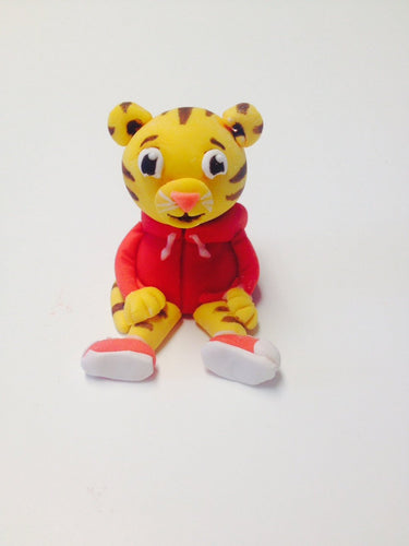 Daniel Tiger Inspired Cake Topper