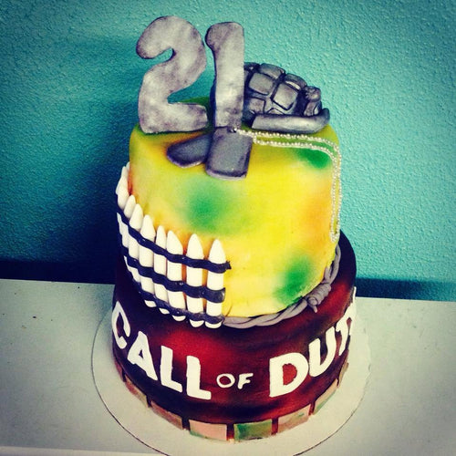 Call of Duty Cake Kit