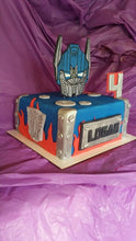 Load image into Gallery viewer, Fondant Transformers Cake Kit