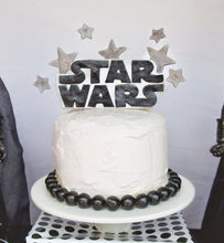 Load image into Gallery viewer, Star Wars Cake Topper